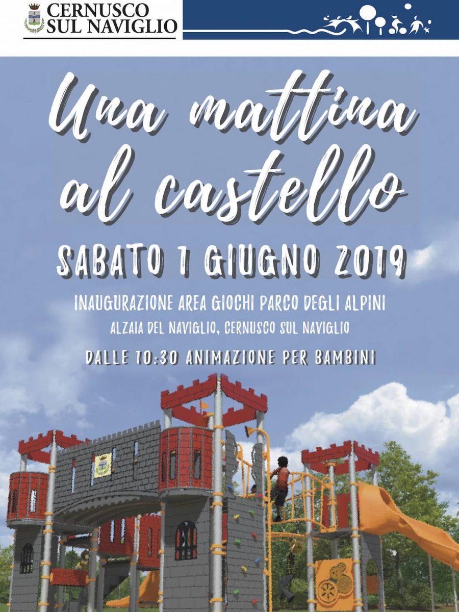 manifesto inaugurazione parco alpini blu - Copia